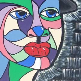 Clown Blues  by LaKeesha Mitchell