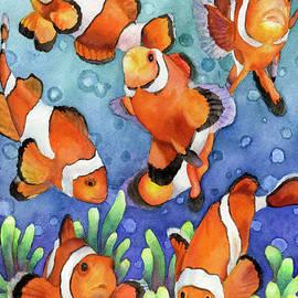 Anne Gifford - Clown fish