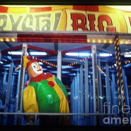 Greg Kopriva - Clown in the Crystal Big Top