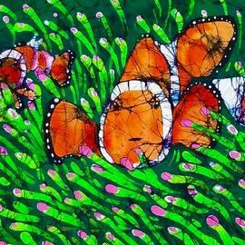 Clownfish II by Kay Shaffer