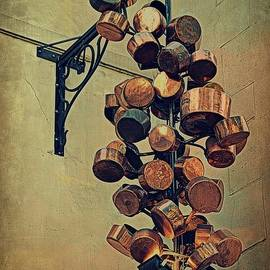 Toni Abdnour - Cluster of Copper