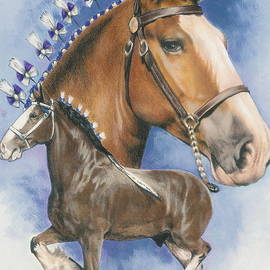Barbara Keith - Clydesdale