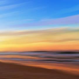 Anthony Fishburne - Coastal beach sunrise