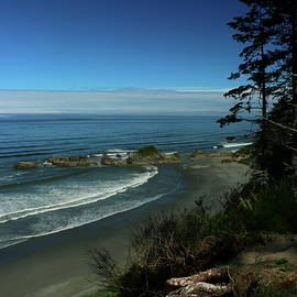 Christiane Schulze Art And Photography - Coastal Cliff