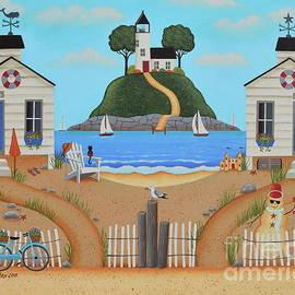 Coastal Cottages - Mary Charles