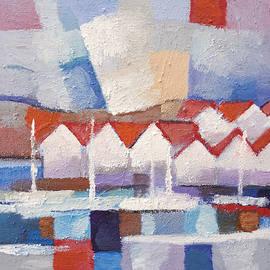 Coastal Houses by Lutz Baar