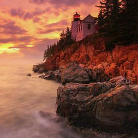 Juergen Roth - Coastal Maine Lighthouse
