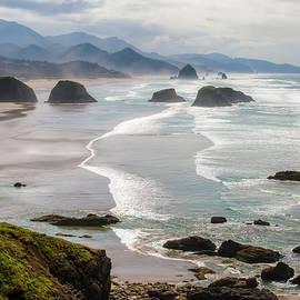 Coastal Oregon by Kristina Rinell