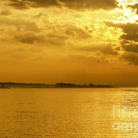 Coastal Sunrise by Joe Geraci