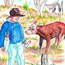 Philip Bracco - Coaxing The Herd Home