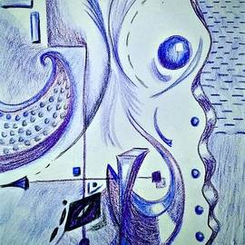 Cobalt Awakening  by Lisa Arbitrary