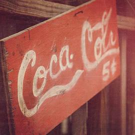 Toni Hopper - Coca Cola Five Cents
