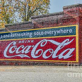 Marion Johnson - Coca-Cola Retro