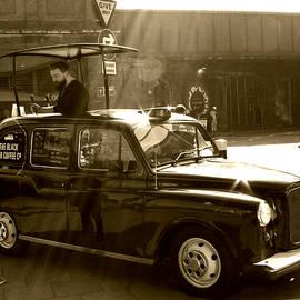 Christel Roelandt - Coffee Cab