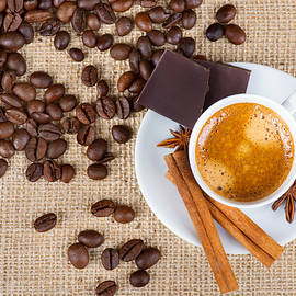 Coffee time by Evgeni Ivanov
