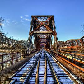 Reid Callaway - Cold Steel The Bridges of Memphis TN Art
