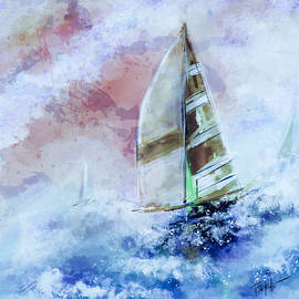 Sailing Dreams  by Mark Tonelli
