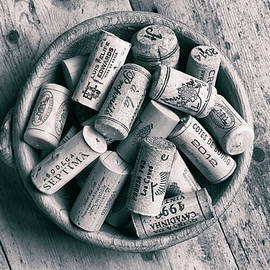David Hare - Collection of Corks.