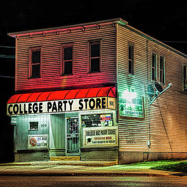 Randall Nyhof - College Party Store