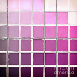 Mindy Sommers - Color Chart Pink