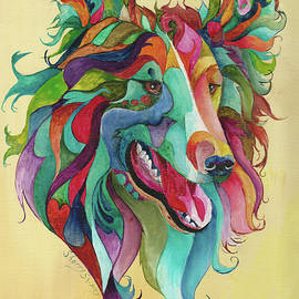 Sherry Shipley - Color Me Collie
