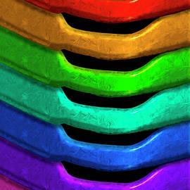 Paul Wear - Color Pallet