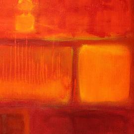 Color Study Red by Nancy Merkle