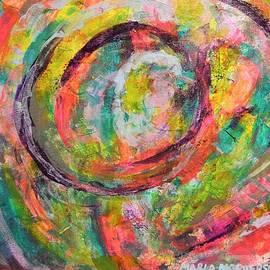 Marla McPherson - Color Whirls