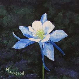 Colorado Blue by Mary Arneson