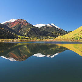 Steve Stuller - Colorado Reflections