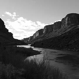 Jay Waters - Colorado River, Moab, UT #3
