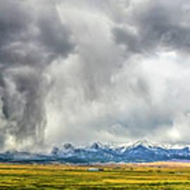 Colorado Rockies Panorama II