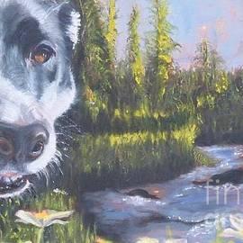 Colorado Trail Buddy by Susan A Becker