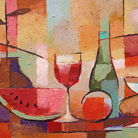 Colorful Dining by Lutz Baar