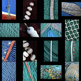 Colorful Fishing Nets - Frank Tschakert