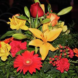 Suhas Tavkar - Colorful Flowers
