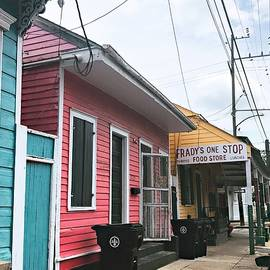 Gloria Diallo - Colorful Houses of New Orleans