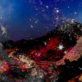 Nilu Mishra - Colorful Landscape