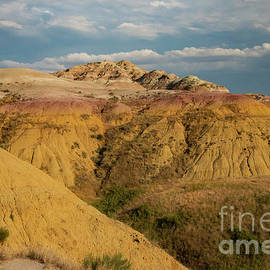 Colorful Mounds One by Bob Phillips