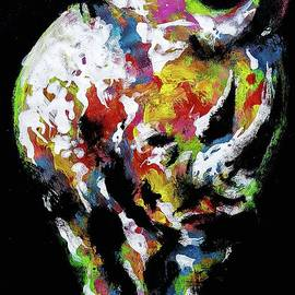 Jean Jonquiere - Colorful Rhino
