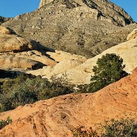 Evgeniya Lystsova - Colorful Sandstone Formation
