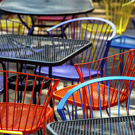 Karol Livote - Colorful Seating