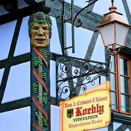 Amy Sorvillo - Colorful Shop Corner