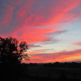 Kimberly Scott - Colorful Sky