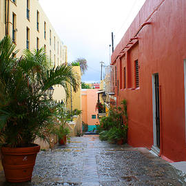 Colorful Streets by Deborah Napelitano