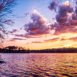 Lilia D - Colorful Sunset