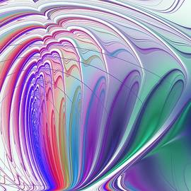 Colorful Waves by Anastasiya Malakhova
