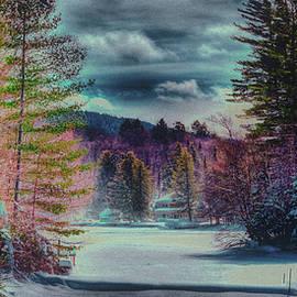 David Patterson - Colorful Winter Wonderland