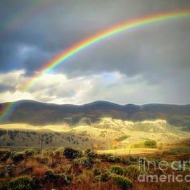 Steven Parker - Colors In the Sky
