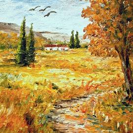 Colors of Autumn 2 by Konstantinos Charalampopoulos